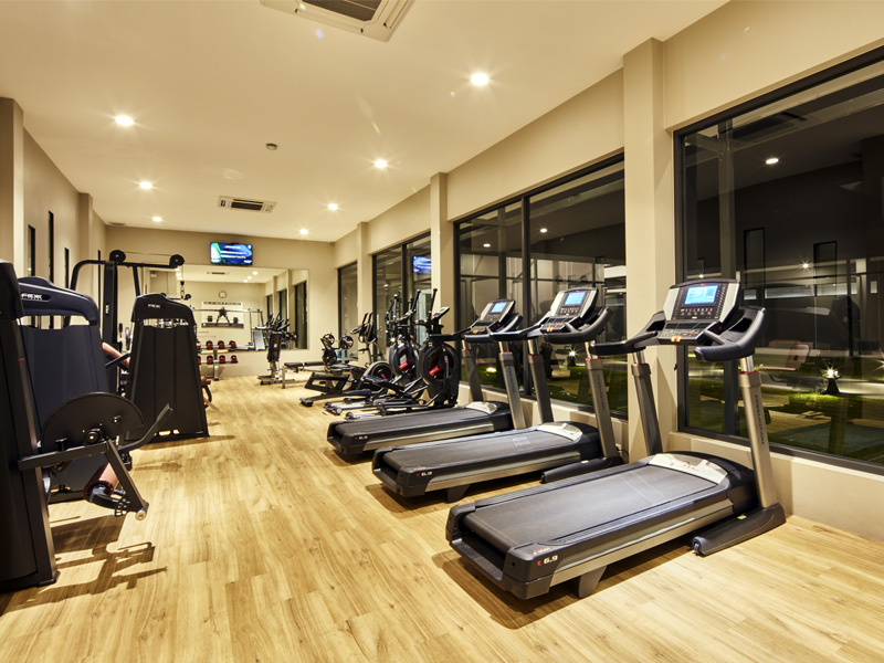 Serenity Onsen Spa - Home - Fitness - Gallery
