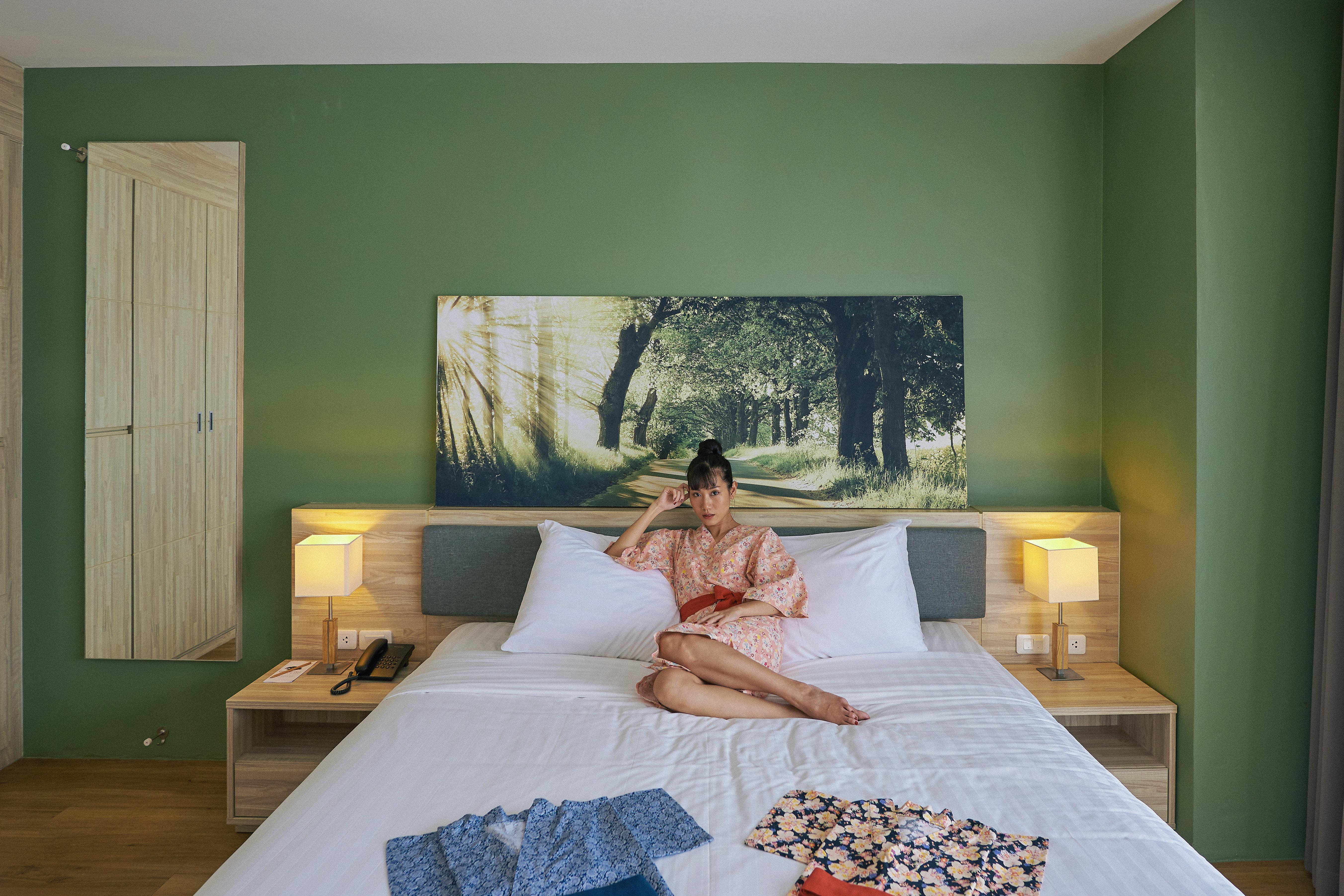 Serenity Deluxe room