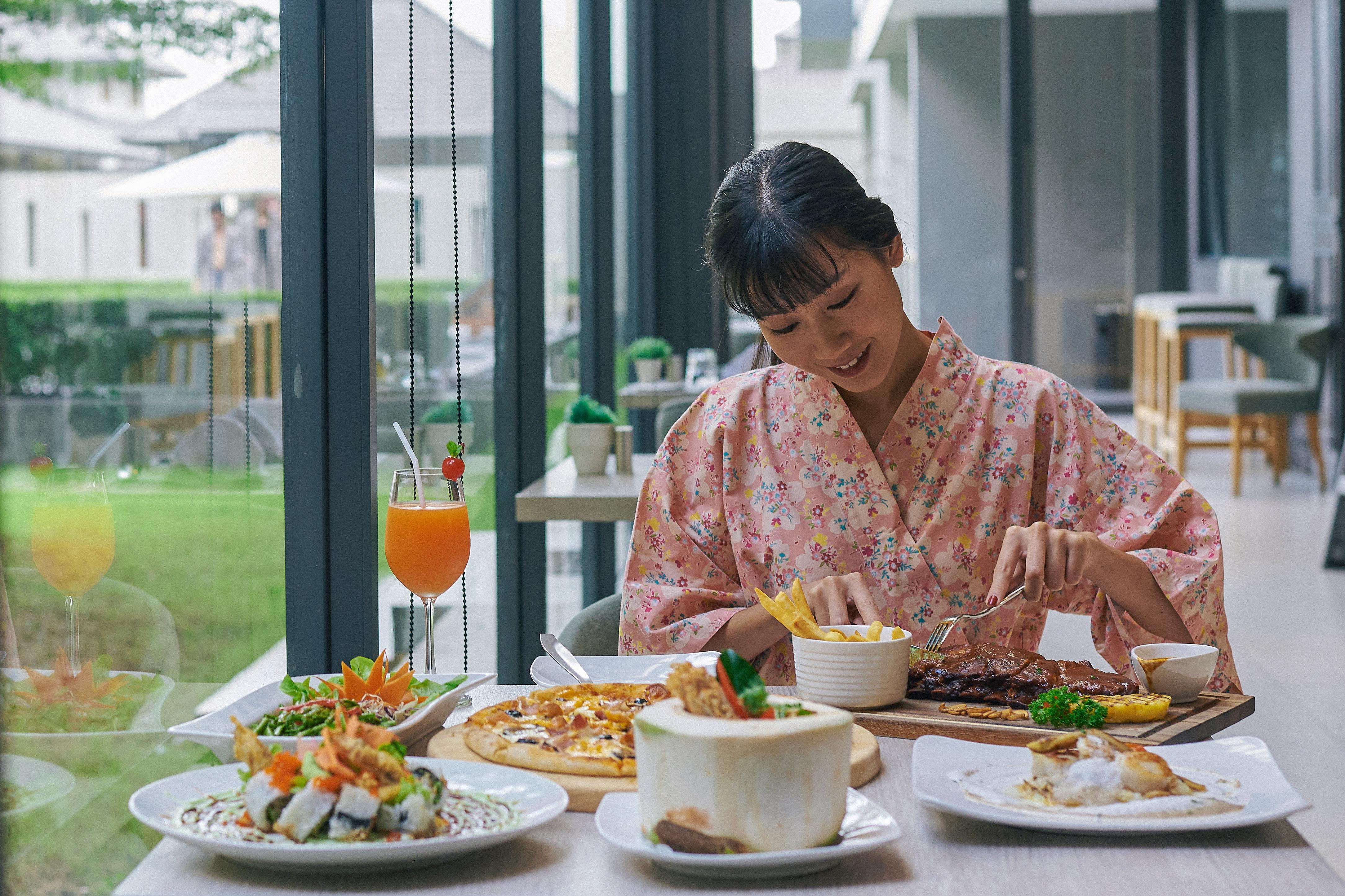 Serenity restaurant